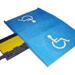 身障者用スロープ