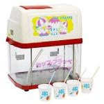 かき氷機(BOX)CFC-35S バラ氷専用 (カップ別途)