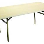 宴会用テーブル(3×6)