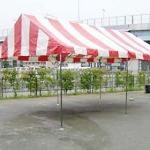 キリズマ型テント(2k×3k)透明・カラー